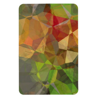 Abstract Polygons 100 Magnet