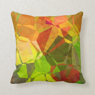 Abstract Polygons 101 Pillow