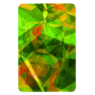 Abstract Polygons 105 Magnet