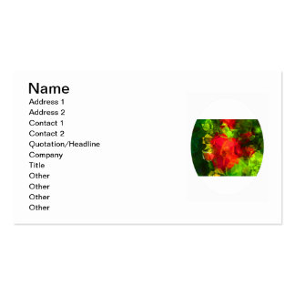Abstract Polygons 10 Business Cards