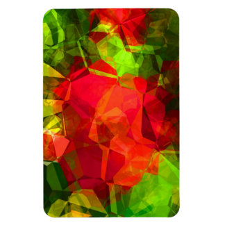 Abstract Polygons 10 Magnet