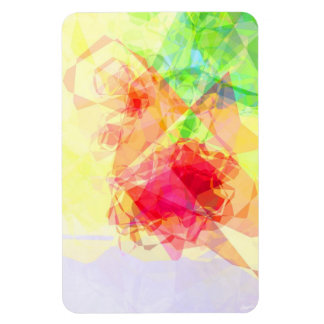 Abstract Polygons 118 Magnet