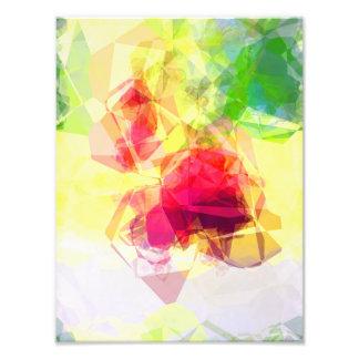 Abstract Polygons 119 Photo Print