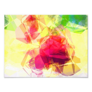 Abstract Polygons 119 Art Photo