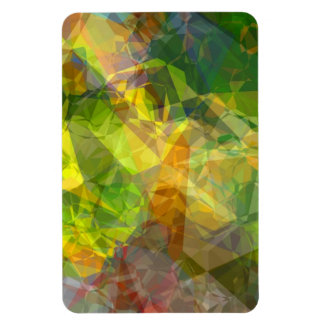 Abstract Polygons 11 Magnet