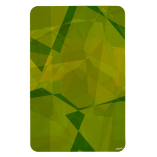 Abstract Polygons 131 Magnet