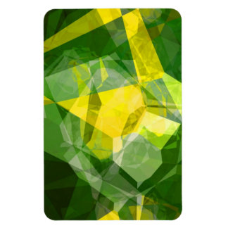 Abstract Polygons 132 Magnet