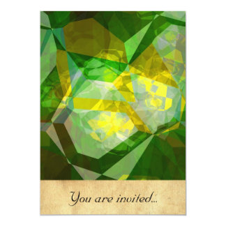 Abstract Polygons 136 Card