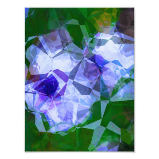 Abstract Polygons 13 Photo Print