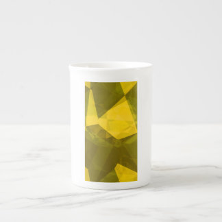 Abstract Polygons 140 Tea Cup