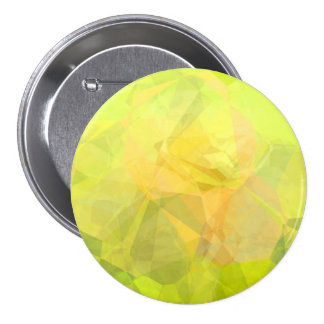 Abstract Polygons 143 3 Inch Round Button