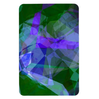 Abstract Polygons 14 Magnet