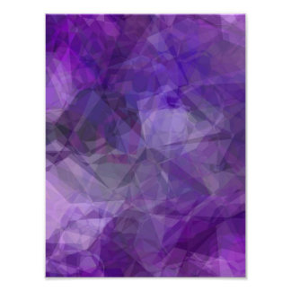 Abstract Polygons 155 Photo Print