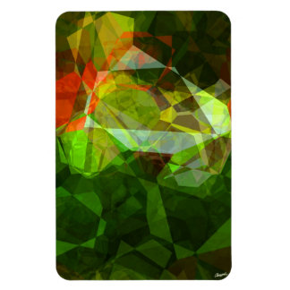 Abstract Polygons 158 Magnet