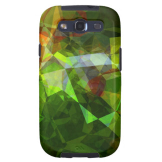 Abstract Polygons 160 Samsung Galaxy SIII Covers