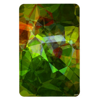 Abstract Polygons 160 Magnet