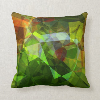 Abstract Polygons 160 Pillow