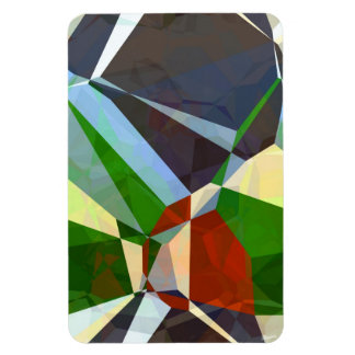 Abstract Polygons 168 Magnet