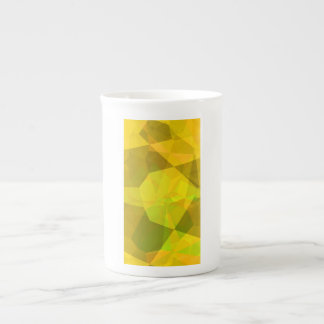 Abstract Polygons 172 Tea Cup