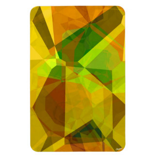 Abstract Polygons 173 Magnet