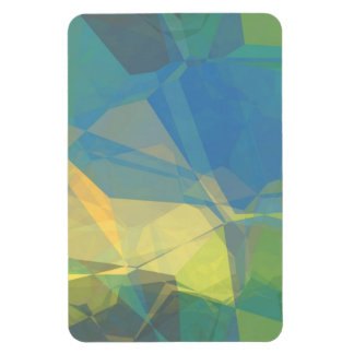 Abstract Polygons 185 Magnet