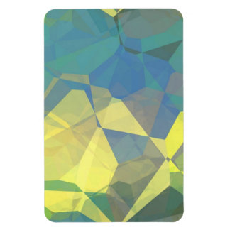 Abstract Polygons 186 Magnet