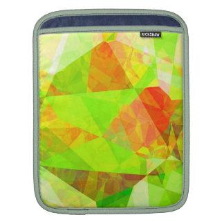 Abstract Polygons 195 iPad Sleeves