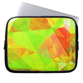 Abstract Polygons 195 Laptop Computer Sleeves