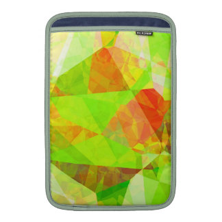 Abstract Polygons 195 MacBook Sleeves