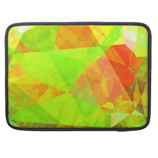 Abstract Polygons 195 Sleeves For MacBooks