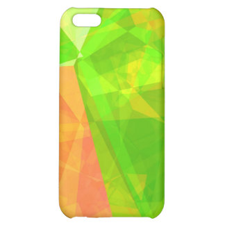 Abstract Polygons 199 Cover For iPhone 5C