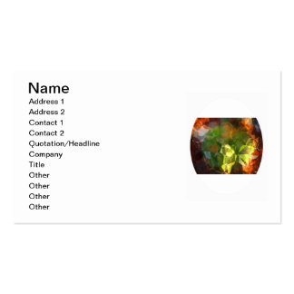Abstract Polygons 1 Business Card