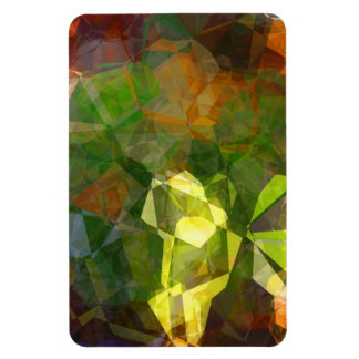 Abstract Polygons 1 Magnet