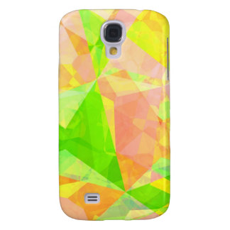 Abstract Polygons 201 Galaxy S4 Cover