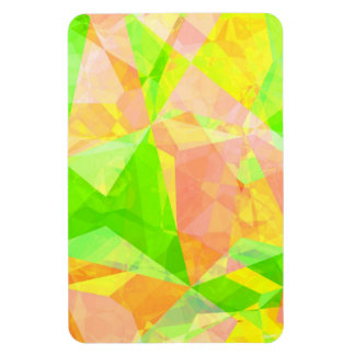 Abstract Polygons 201 Magnet