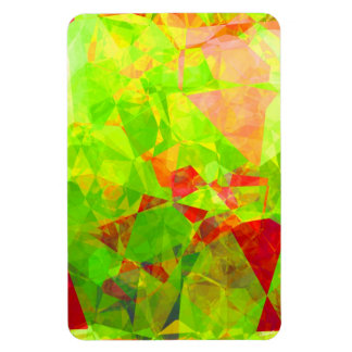 Abstract Polygons 207 Magnet