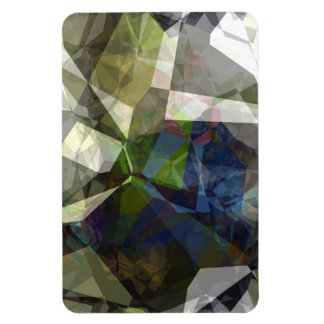 Abstract Polygons 215 Magnet