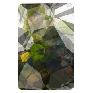 Abstract Polygons 216 Magnet