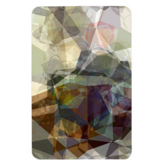 Abstract Polygons 218 Magnet
