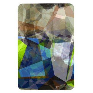 Abstract Polygons 219 Magnet