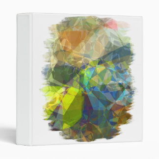Abstract Polygons 224 Binder