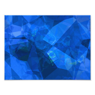 Abstract Polygons 234 Photo Print