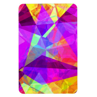 Abstract Polygons 241 Magnet