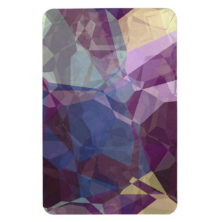 Abstract Polygons 248 Magnet
