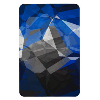 Abstract Polygons 252 Magnet