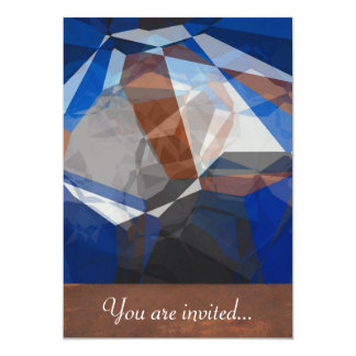 Abstract Polygons 255 Invite