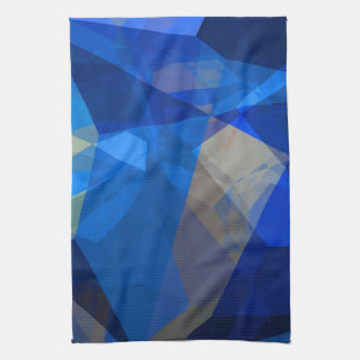 Abstract Polygons 259 Kitchen Towels