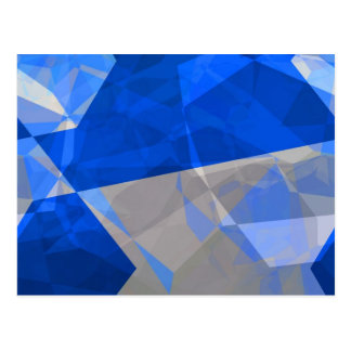 Abstract Polygons 261 Postcard