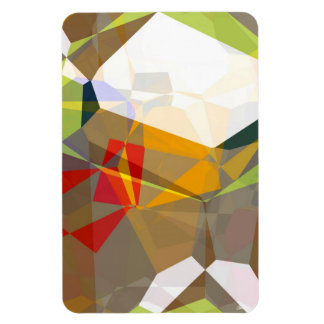 Abstract Polygons 28 Magnet