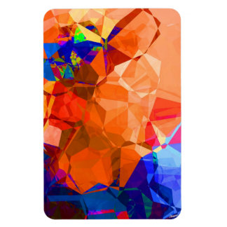 Abstract Polygons 32 Magnet
